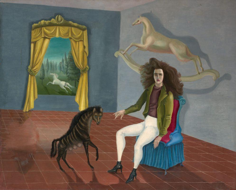 Resultado de imagen para leonora carrington self portrait