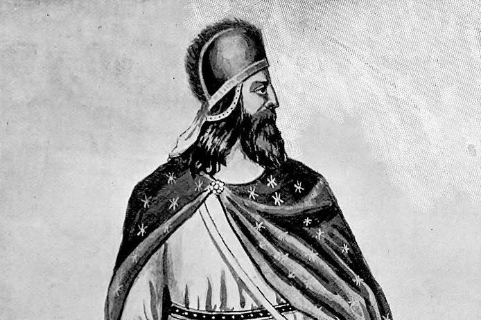 Причисленный к лику святых: Абгар V – первый армянский царь, принявший христианство и состоящий в апокрифической переписке с Иисусом Христом