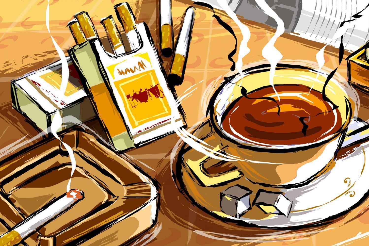 Как кофе, сигареты и алкоголь влияют на качество сна: новое исследование