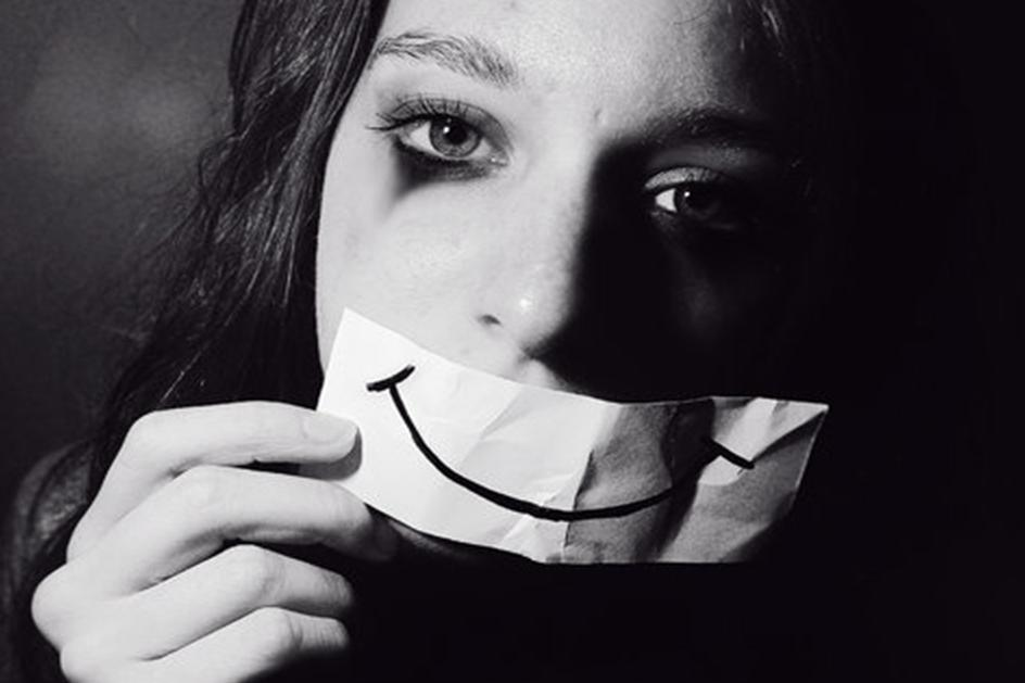 Варианты фотосессии с маской