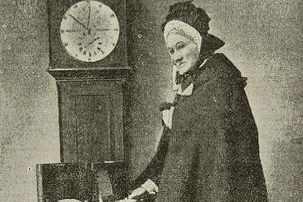 История Рут Бельвиль — женщины, которая продавала время. Минутка Истории