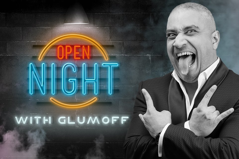OPEN NIGHT with GLUMOFF